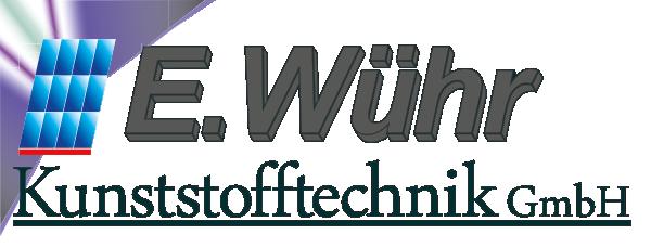 Logo von E. Wühr Kunststofftechnik GmbH